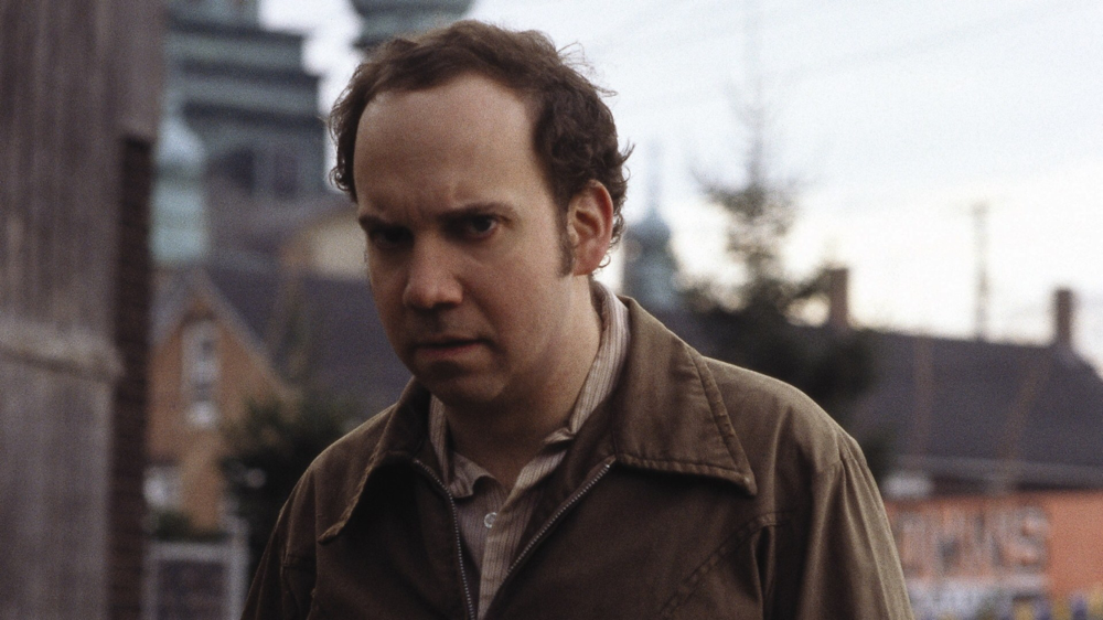 Paul Giamatti in American Splendor