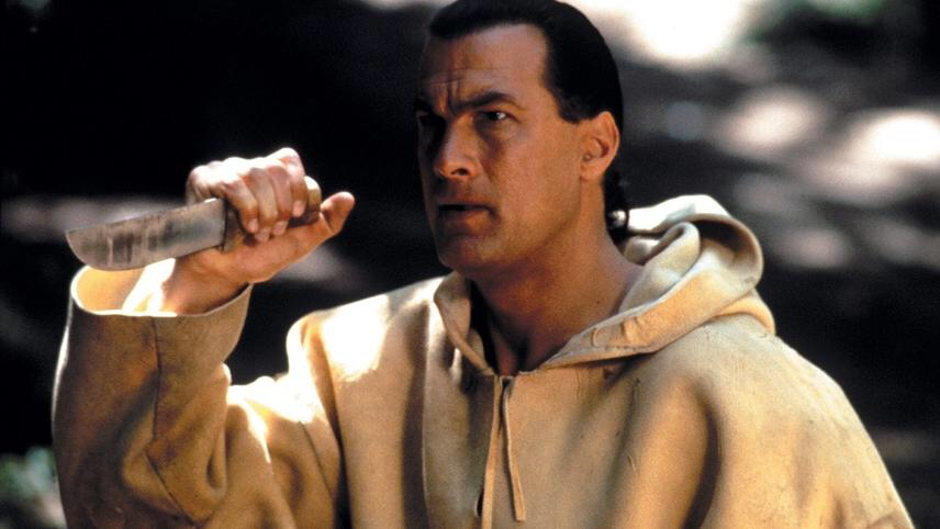 Steven Seagal in On Deadly Ground
