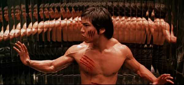 Jason Scott Lee in Dragon: The Bruce Lee Story