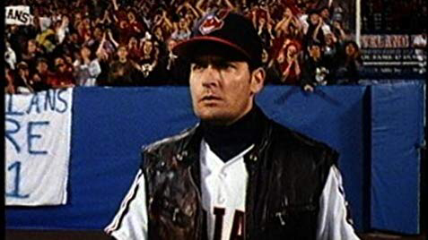 Charlie Sheen in Major League II