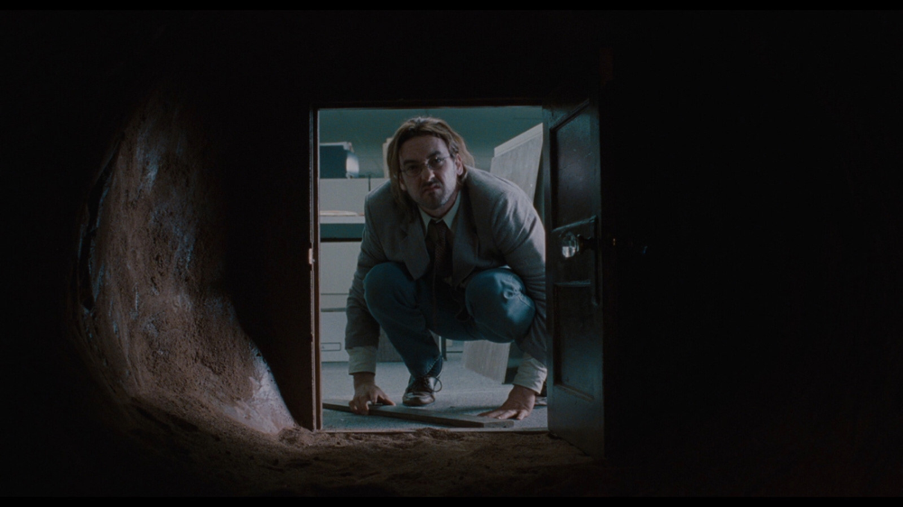 John Cusack in Being John Malkovich