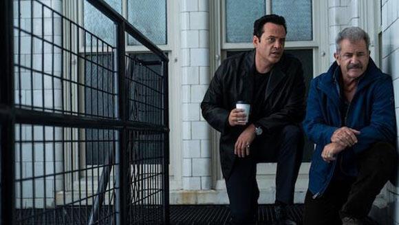 Vince Vaughn & Mel Gibson in Dragged Across Concrete