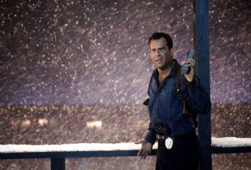 Bruce Willis in Die Hard 2
