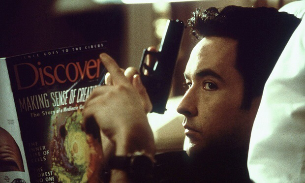 John Cusack in Grosse Pointe Blank