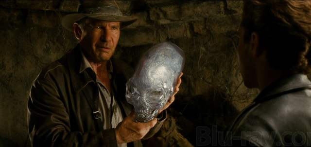 Harrison Ford in Indiana Jones & The Kingdom of the Crystal Skull