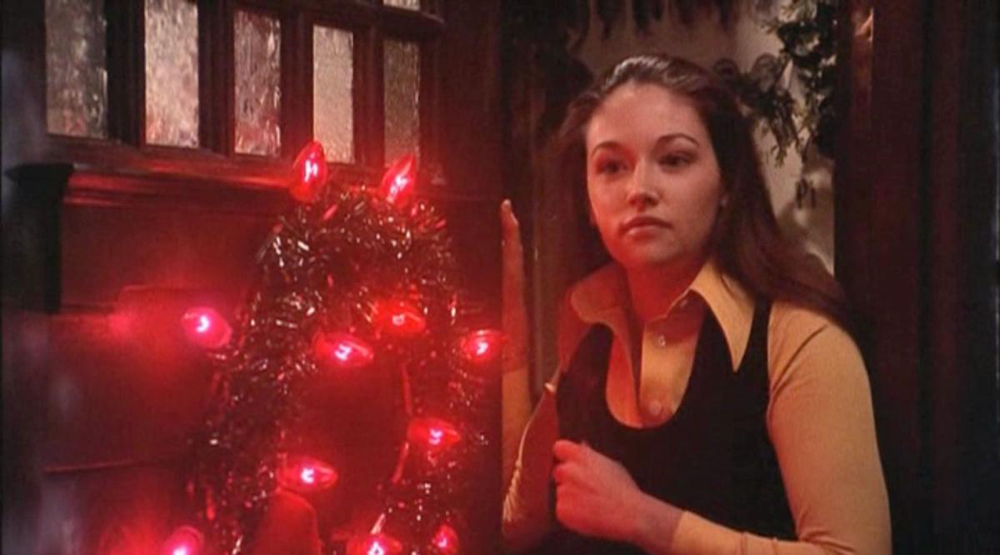 Olivia Hussey in Black Christmas