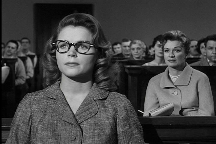 Lee Remick in Anatomy Of A Murder