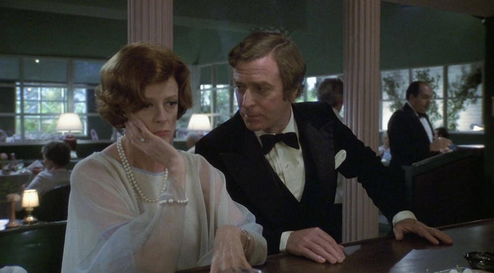 Maggie Smith & Michael Caine in California Suite