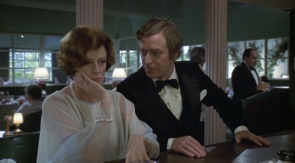 Maggie Smith & Michael Caine in California Suite