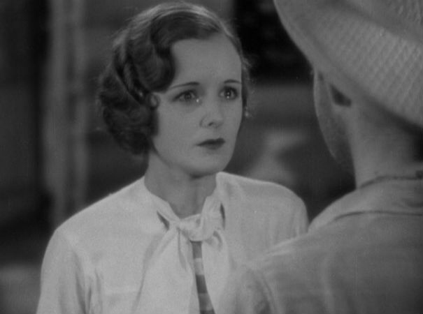 Mary Astor in Red Dust
