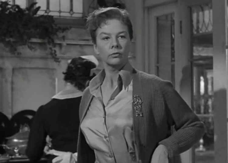 Wendy Hiller in Separate Tables