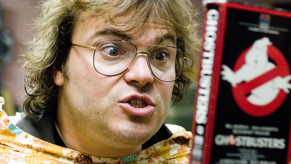 Jack Black in Be Kind Rewind