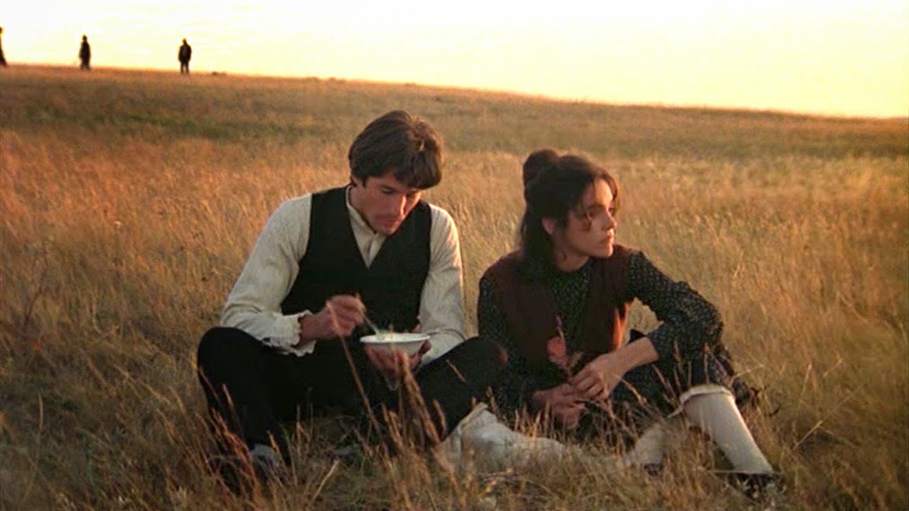 Richard Gere & Brooke Adams in Days of Heaven