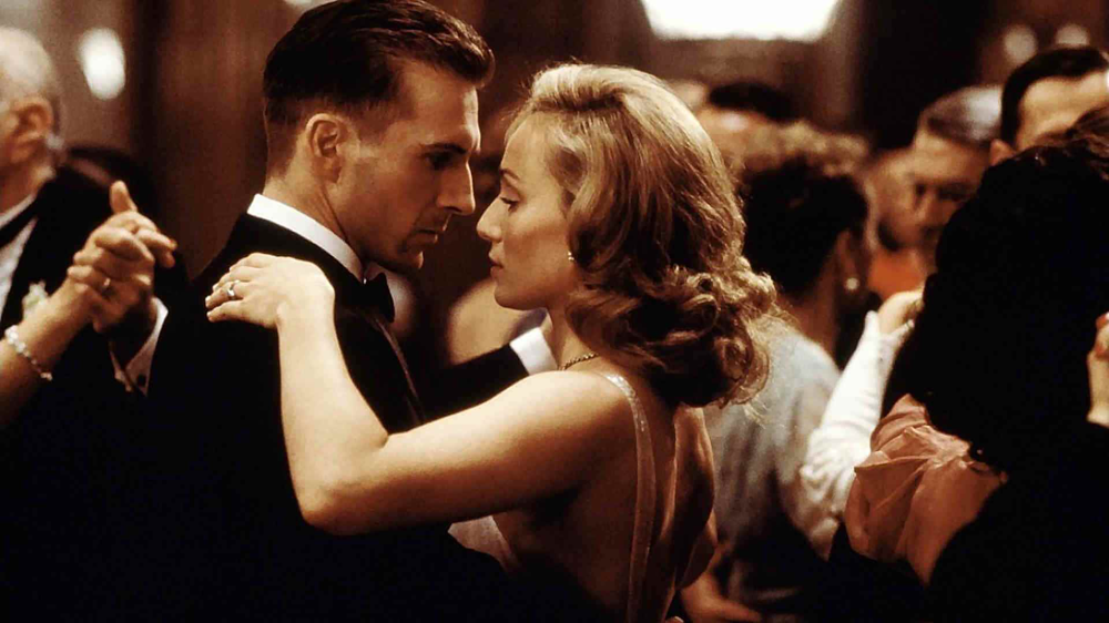 Ralph Fiennes & Kristen Scott-Thomas in The English Patient