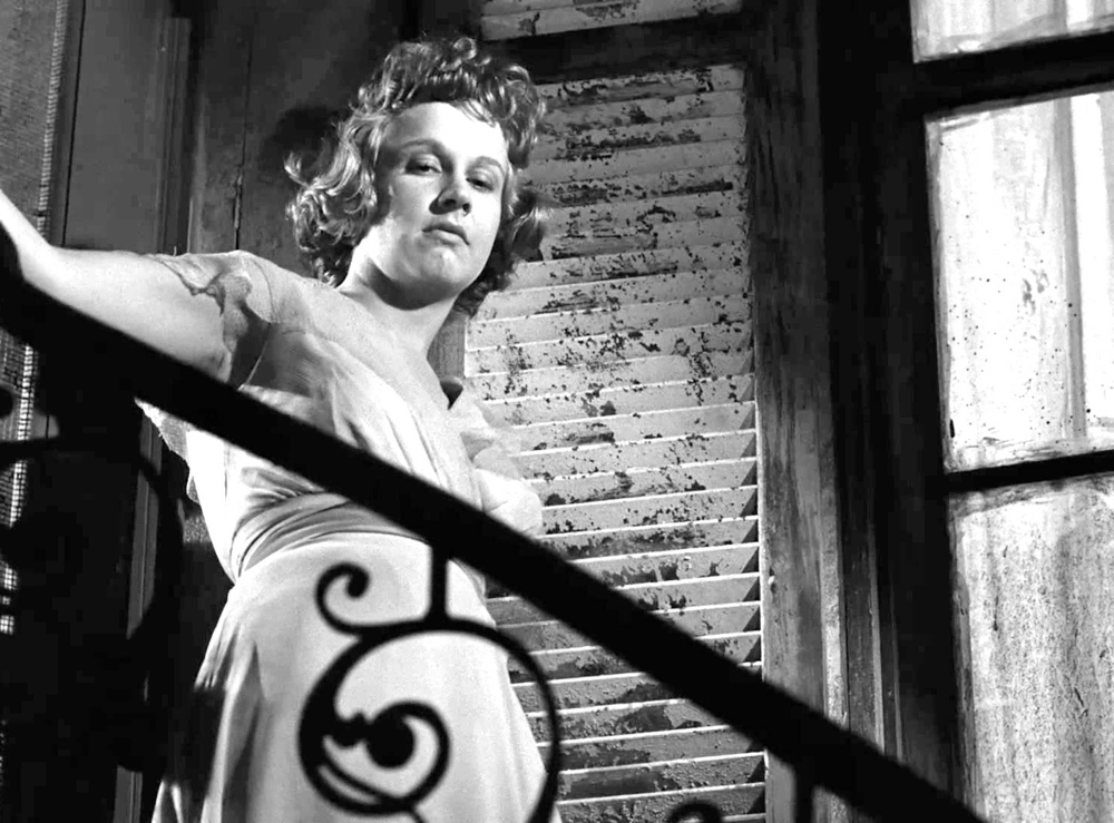 Kim Hunter in A Streetcar Named Desire