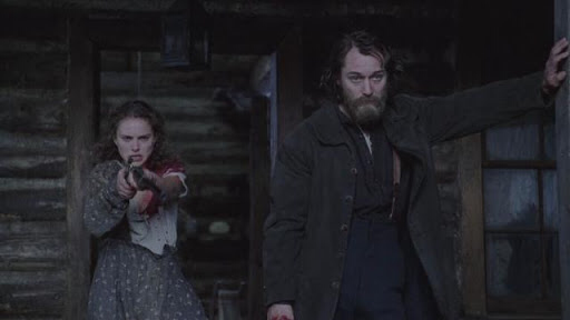 Natalie Portman & Jude Law in Cold Mountain