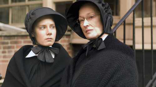 Amy Adams & Meryl Streep in Doubt