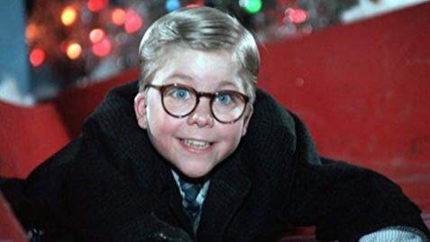 Peter Billingsley in A Christmas Story