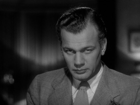 Joseph Cotten in Shadow Of A Doubt