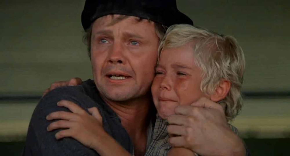 Jon Voight & Ricky Schroeder in The Champ