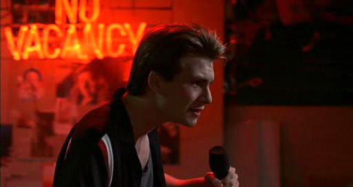 Christian Slater in Pump Up the Volume