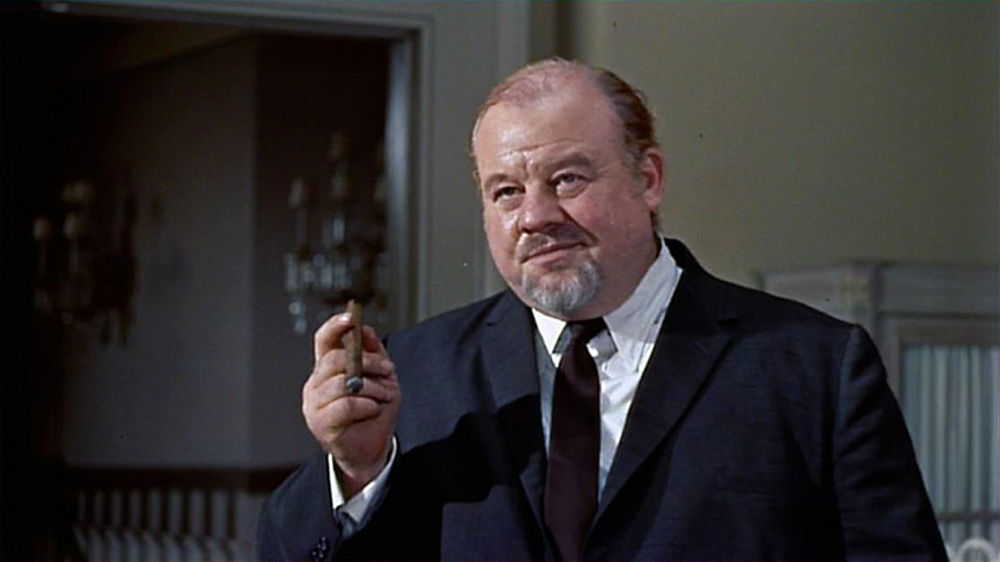 Burl Ives in Cat On A Hot Tin Roof