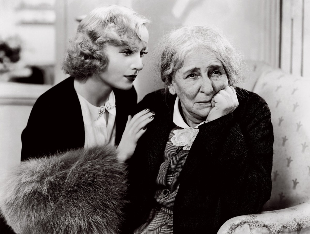 May Robson (right) in Lady For A Day