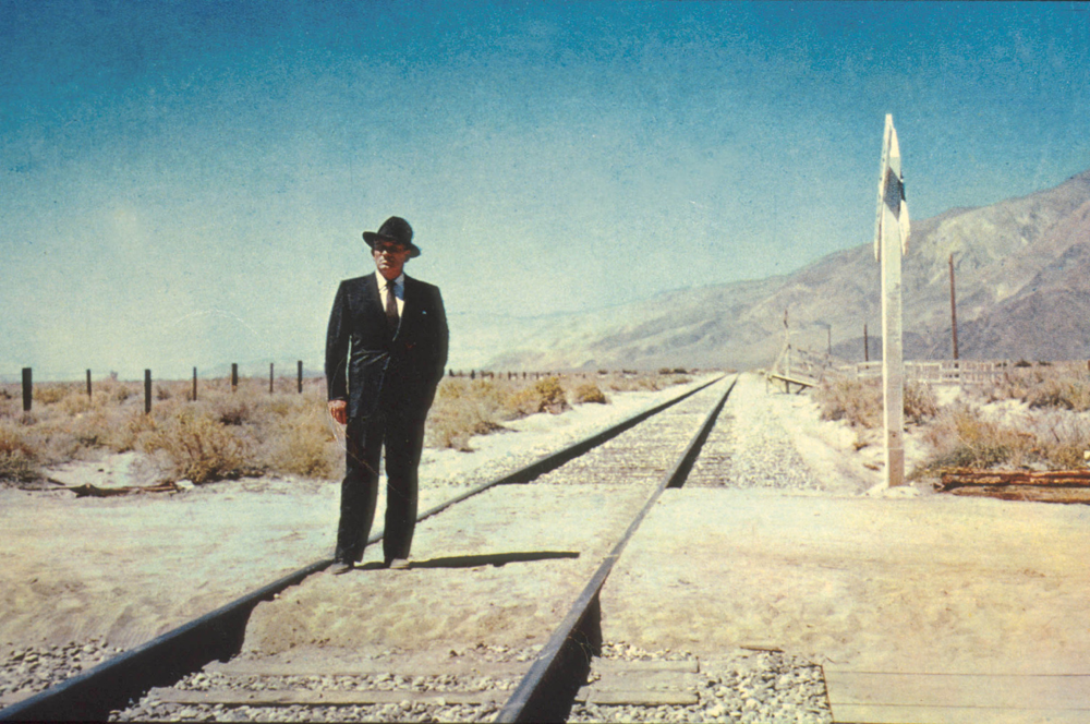 Spencer Tracy in Bad Day at Black Rock
