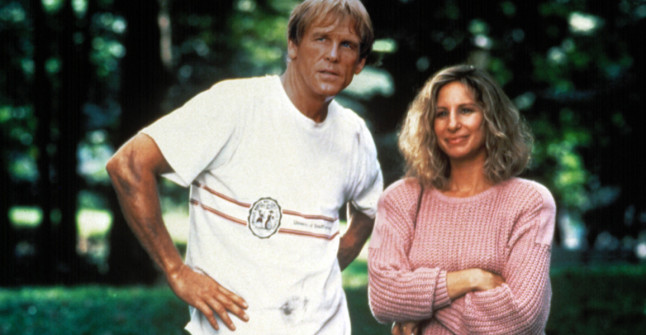 Nick Nolte & Barbra Streisand in The Prince of Tides