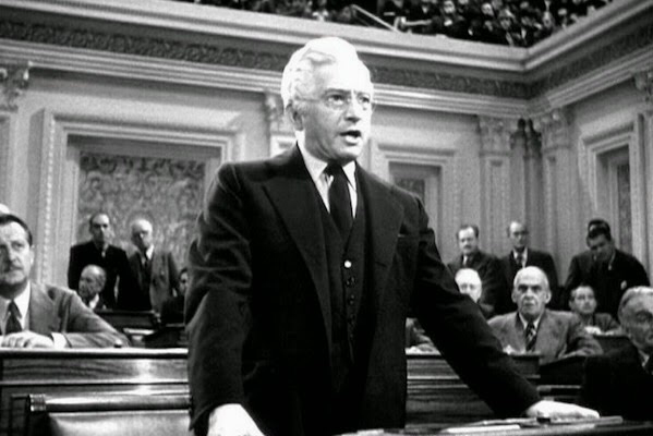 Claude Rains in Mr. Smith Goes To Washington