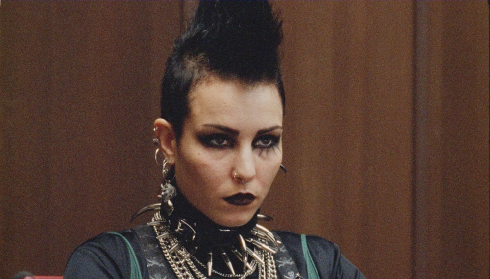 Noomi Rapace in The Girl who Kicked the Hornets' Nest