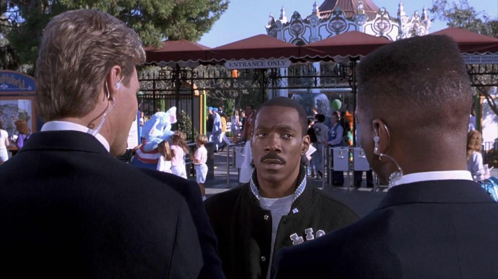 Eddie Murphy in Beverly Hills Cop III