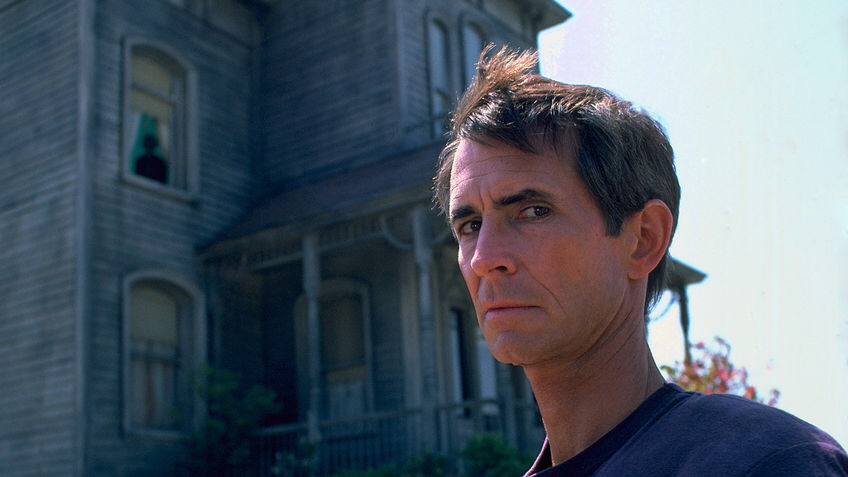 Anthony Perkins in Psycho II