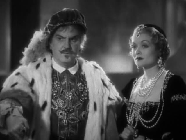 Frank Morgan in The Affairs Of Cellini
