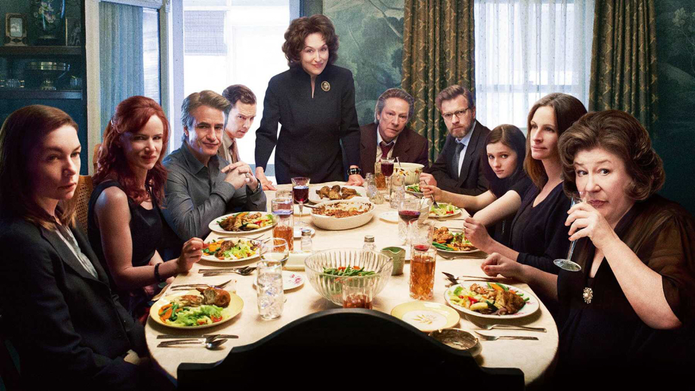 The cast of August: Osage County