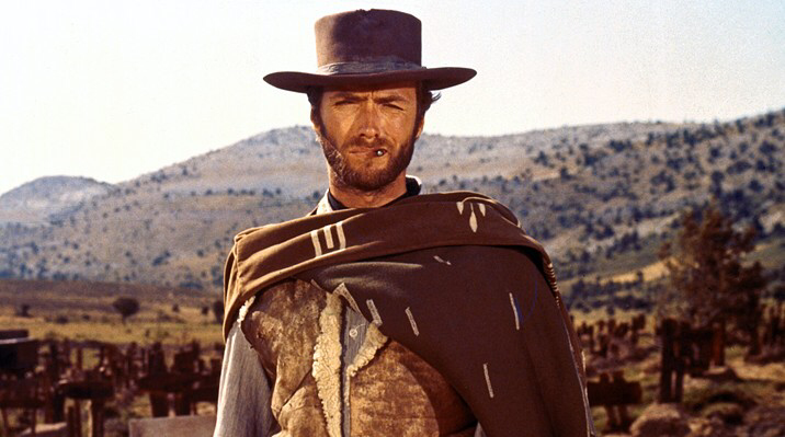Clint Eastwood in For A Few Dollars More