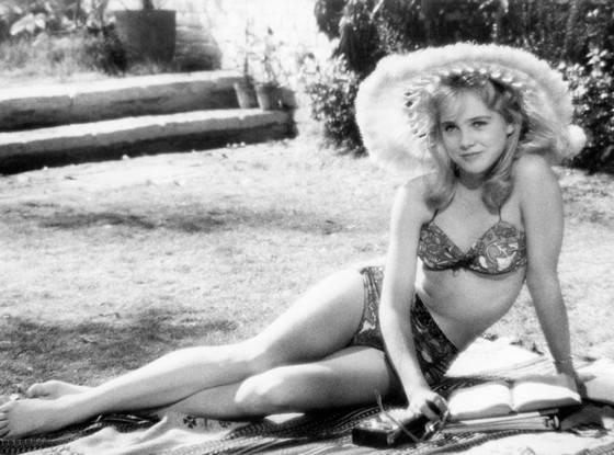Sue Lyons in Lolita