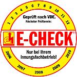 Der Elektro-Wollmer E-CHECK