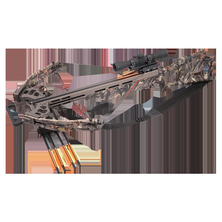 Titan Compound Crossbow Camo 200lbs 385fps