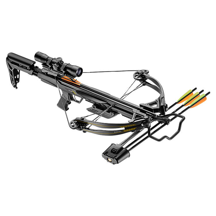 Blade Compound Crossbow Black 175lbs 340fps