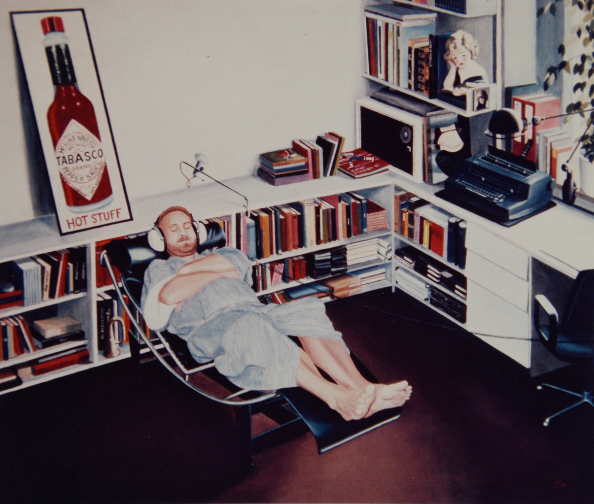 O.T. 1982, 80 x 100 cm , Privatsammlung