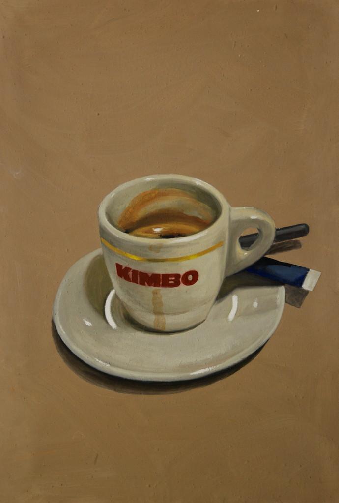Kimbo, 2007, 70 x 100, Privatsammlung