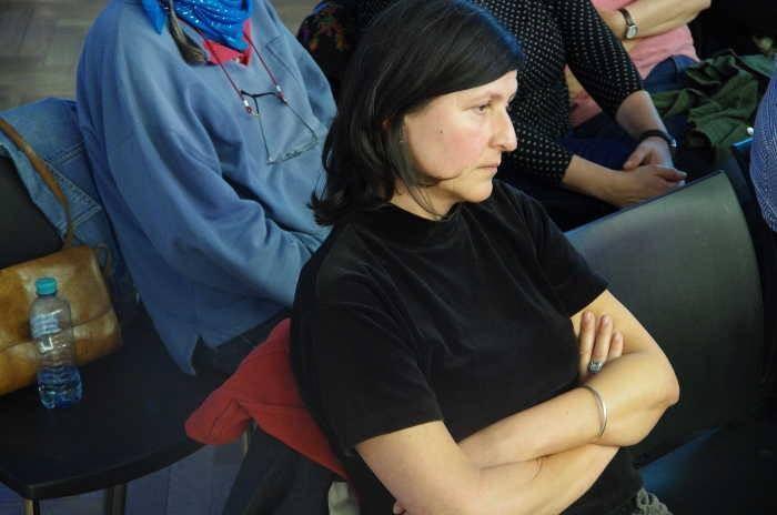 Dramaturgie-Beraterin Annette Muff
