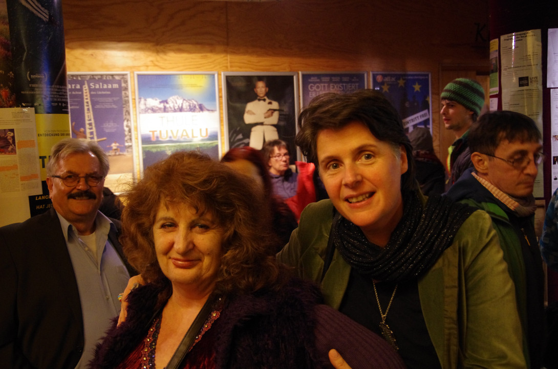 Mit Protagonistin Marie Beck