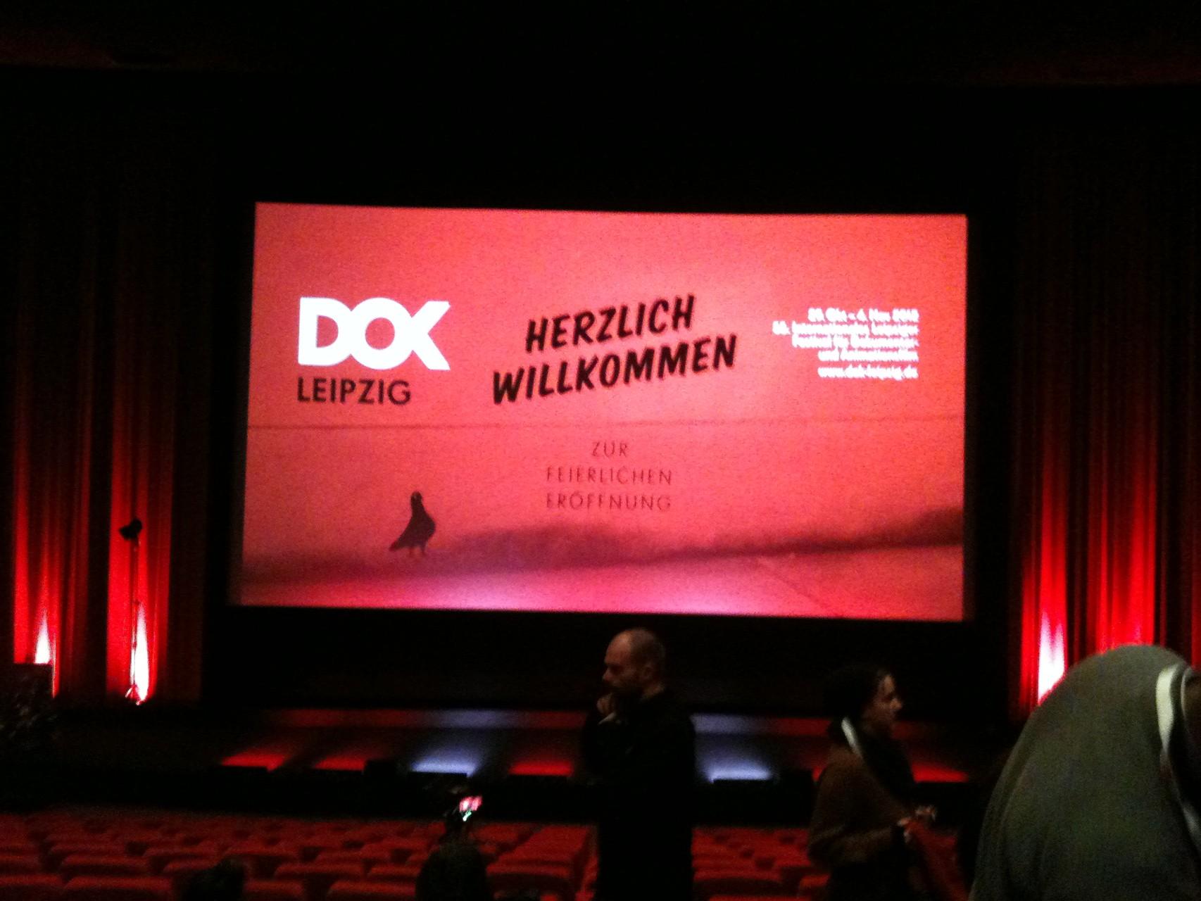Filmmesse Leipzig 2013