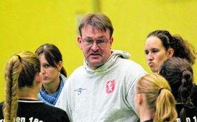 Trainer Lars Thiemann musste mit den 1860-Damen eine 0:3-Niederlage hinnehmen. (Foto: Katja Nonnenkamp-Klüting)