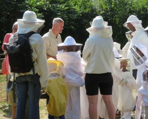 La Fête du Miel à Virelles; L'Abeille Noire