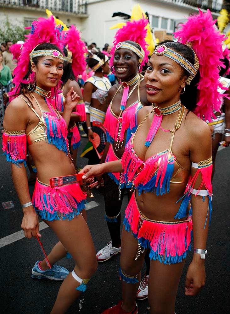 NOTTINAG HILL CARNIVAL