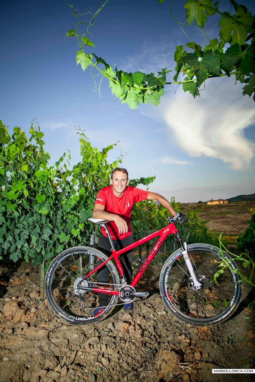 MAX LELLI. Italian cyclist.