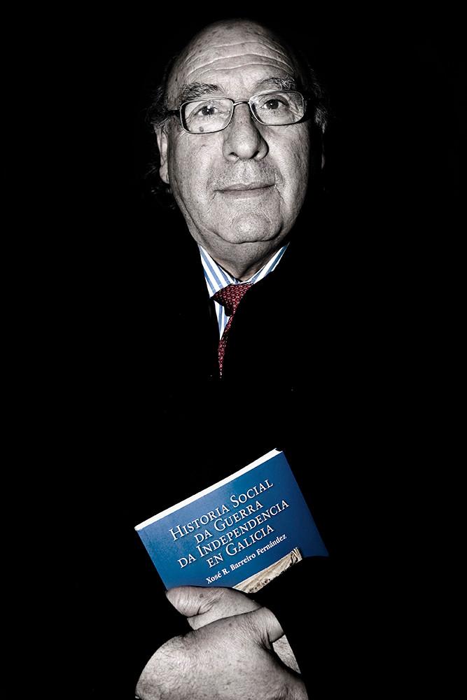 XOSÉ RAMÓN BARREIRO FERNANDEZ. EX-PRESIDENT OF REAL ACADEMIA GALEGA ( RAG ).  www.realacademiagalega.org